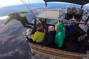 Amazing Park City Hot Air Balloon Flights – Daily