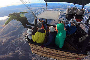 Park City Hot Air Balloon Flights: Amazement incl.