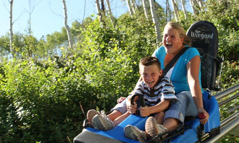 Alpine Slide Park City UT