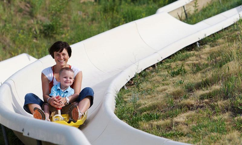 Alpine Slide Park City