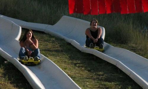 Alpine Slide Park City Utah
