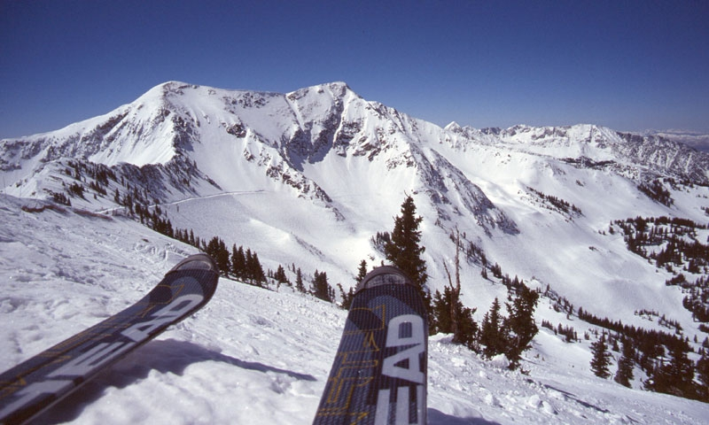 Park City Ski Resort Utah