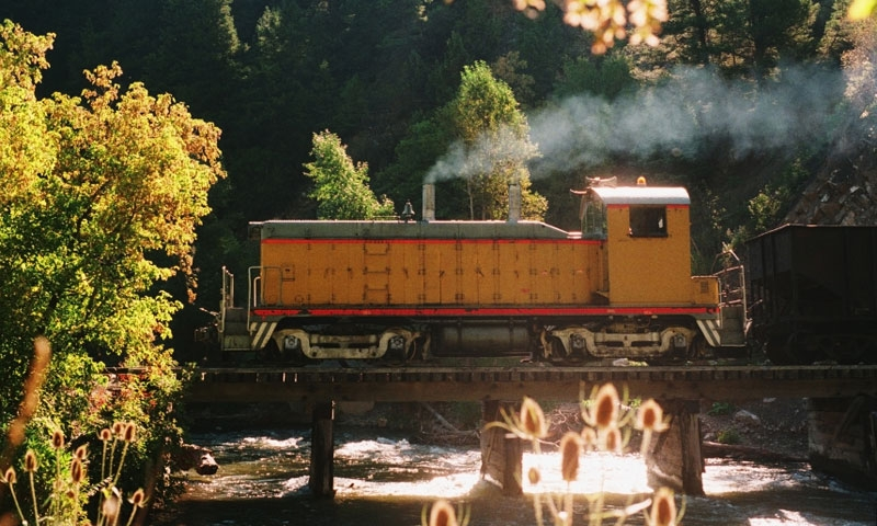 Heber Valley Train
