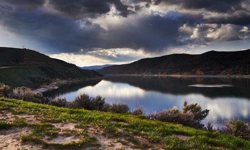 Echo Reservoir Utah