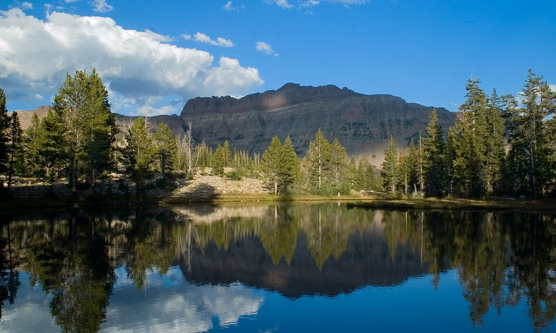 The Uinta Mountains