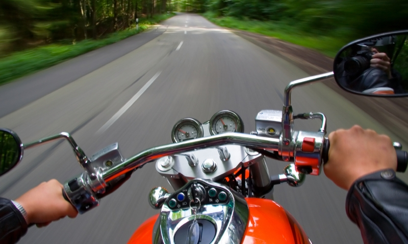 Motorcycle Tour Scenic Drive