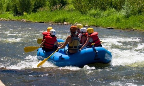 Park City Utah White Water Rafting