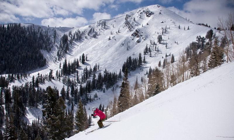 Skiing at Park City Mountain Resort